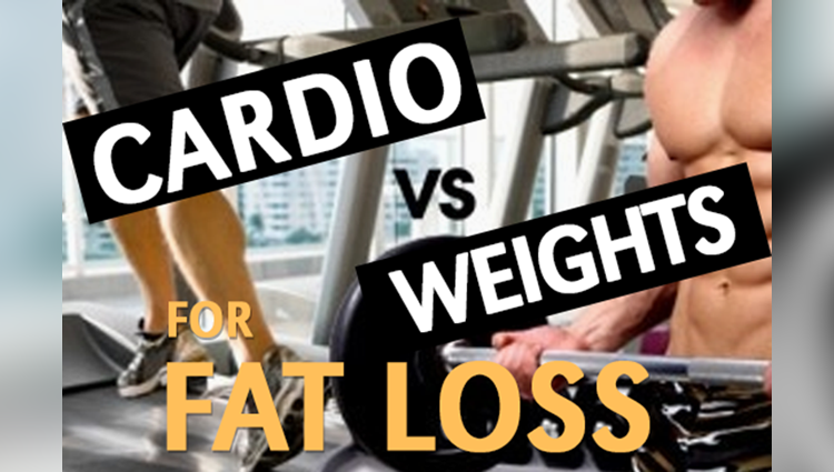 What is more effective for weight loss: Cardio or weight training?