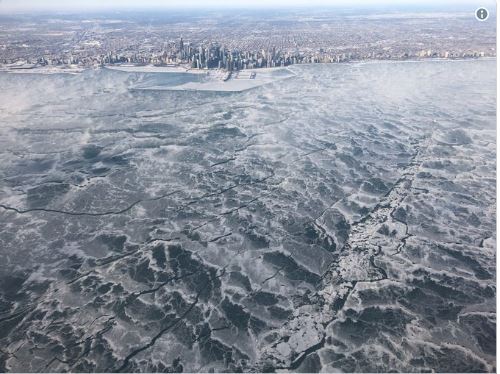 photos that show just how insanely cold