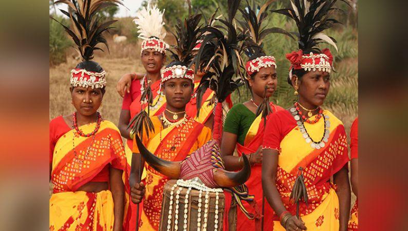 chhattisgarh bastar tribe dhurwa tribe valentines day