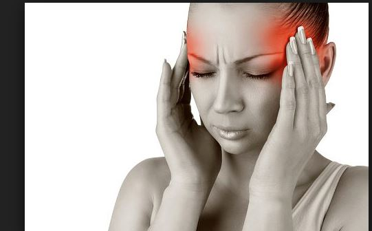 woman has headache more than men