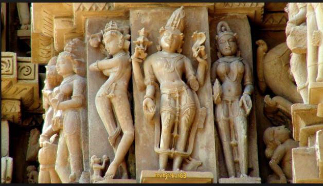 khajuraho kandariya mahadev temple