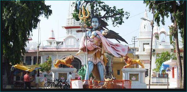 haridwar kankhal daksheshwar mahadev mandir history