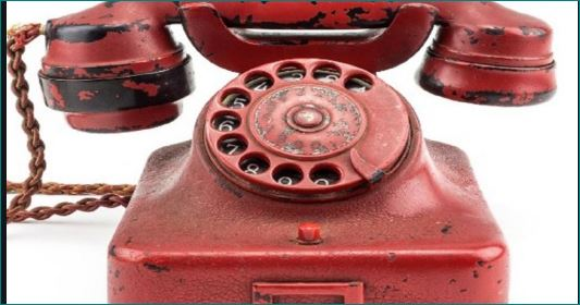 Killer Telephone of Hitler Germany dictator that caused millions of deaths