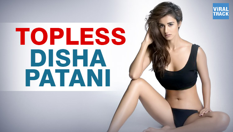 disha patani topless photoshoot for calendar