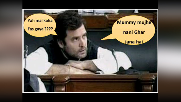 Rahul Gandhi Funny Speech Collection