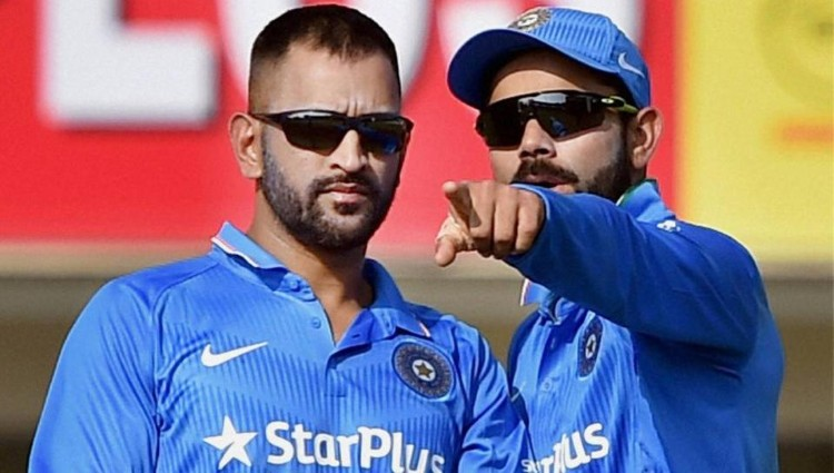 What? Captain Cool saved Kohli from getting dropped of team?