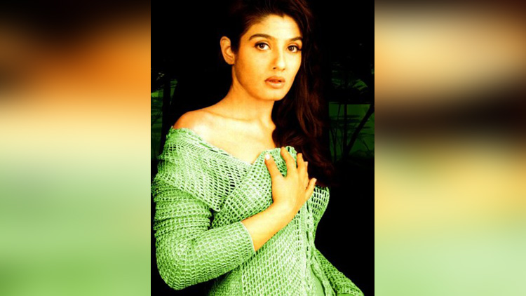 raveena tandon beauty queen