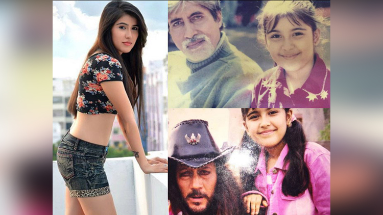 TV actress Sheena Bajaj was a famous child artist