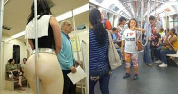 funny people found in metro