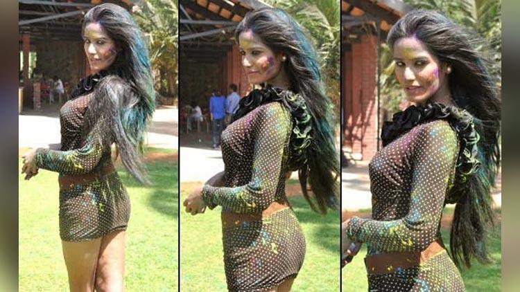 Bollywood celebrities celebrate Holi 2017