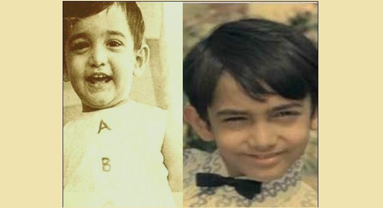 childhood pictures of bollywood stars