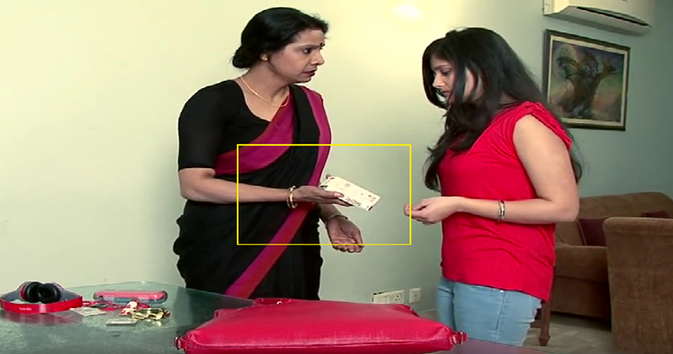 Indian Mom Finds Condom with Daughter Best Prank