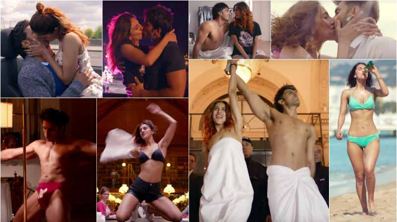ranveer and vaani befikre movies sexy pictures