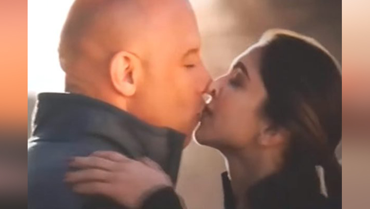 deepika padukon kissing scene