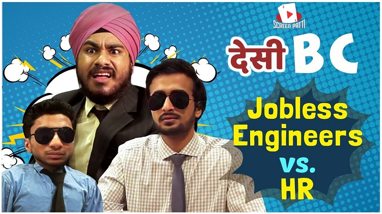 jobless Engineers vs. HR
