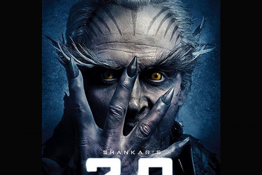 new poster release akshy kumar movie 2.0