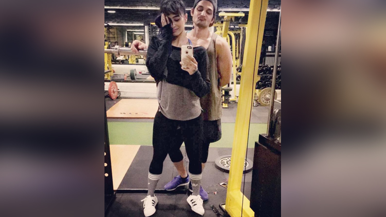 This Latest Picture Posted The Love Birds Bani J With Yuvraj Thakur Is Too Cute To Handle