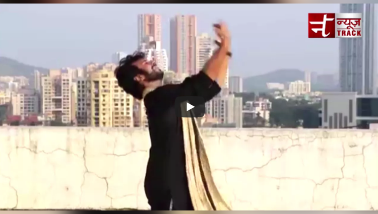 a guy amazing dance on deepika padukone song ghoomar