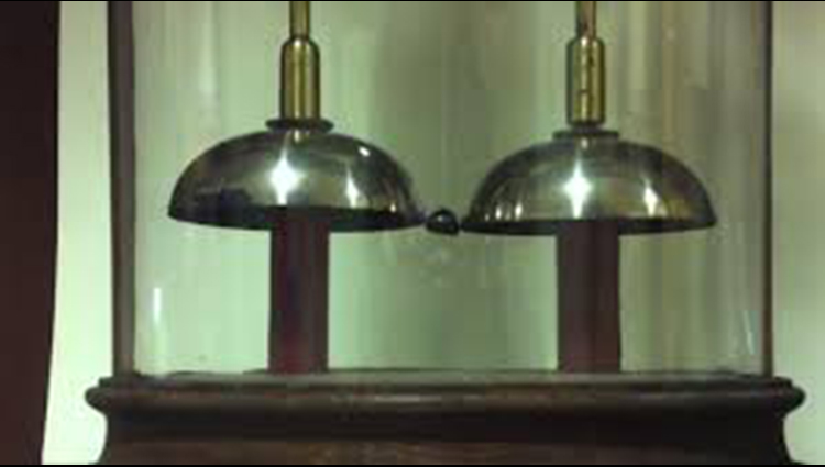 Oxford Electric Bell Or Clarendon Dry Pile Mystery For Scientists