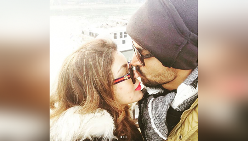 Debina Bonnerjee and Gurmeet Choudhary's romantic holiday