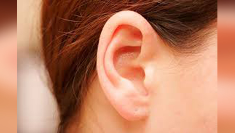 press this point near your ear and lose weight