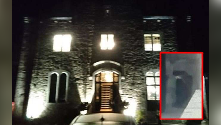 ghost spotted in brtains most haunted jail