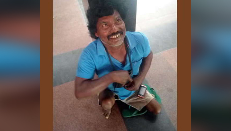 Monthly income of 30000 3 wives and multiple side business Meet this beggar from Jharkhand