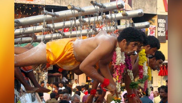 weird rituals around the world