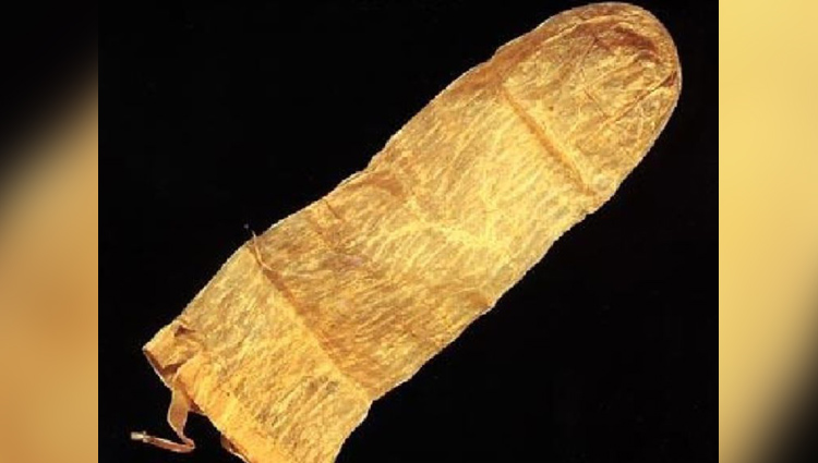 the history of the condom you probably dont know