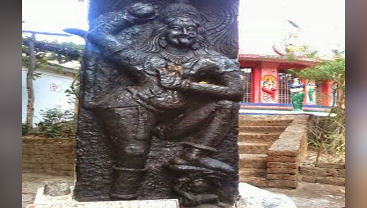 girjabandh hanuman mandir ratanpur history where hanuman in female role