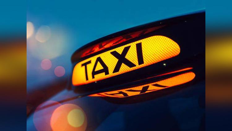 Drunk man New Year Eve taxi ride through three countries