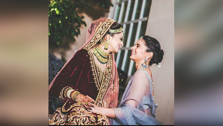 Alia Bhatt is the perfect bridesmaid at her best friend's wedding