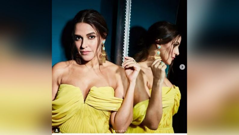 Neha Dhupia share her sexy photos