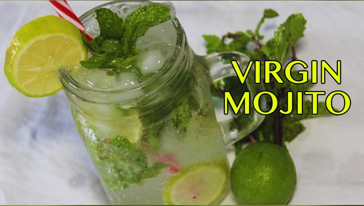 Virgin Mojito is a Beauty bliss for your acne, Find out Why!!
