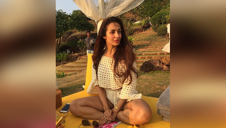 Malaika Arora Khan share her sexy or bold photos on instagram