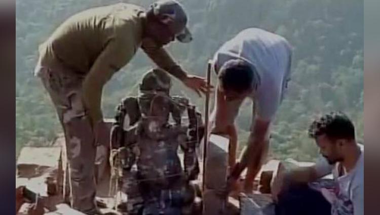 ganesh statue at Dantewada Chhatisgarh