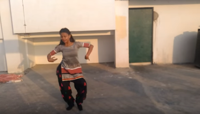 amazing dance by ankita sinha