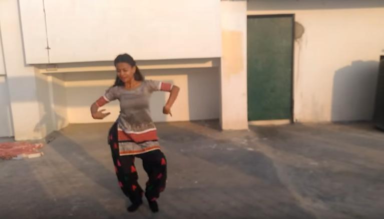 amazing dance by ankita sinha