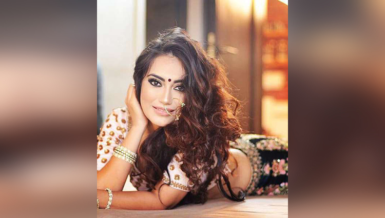 Surbhi Jyoti share her Bride looks photos on instagram