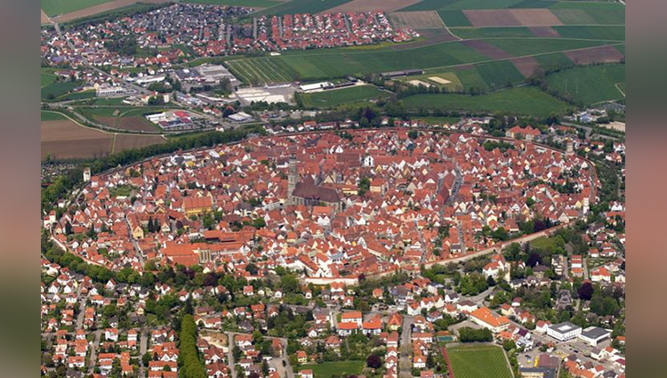 a village full of diamonds in the germany