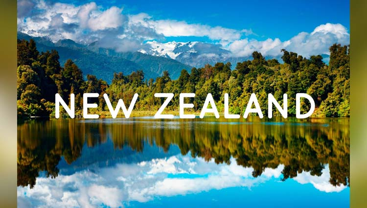 Discover Natures Paradise: New Zealand
