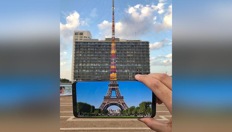 smart phone amazing art