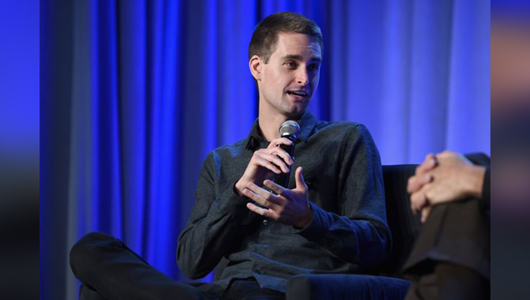 Evan Spiegel dropped 4 million on a New Year Eve party for employees