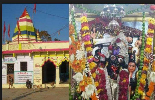 Kankali Devi Temple Madhya Pradesh odd news hindi