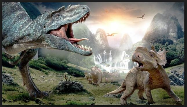 Here What Happened the Day the Dinosaurs Died
