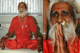 Prahlad Jani a man without food and water for over 70 years