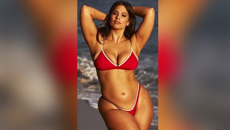 Ashley Graham hot photos bold and hot photos sexy Ashley Graham plus size model