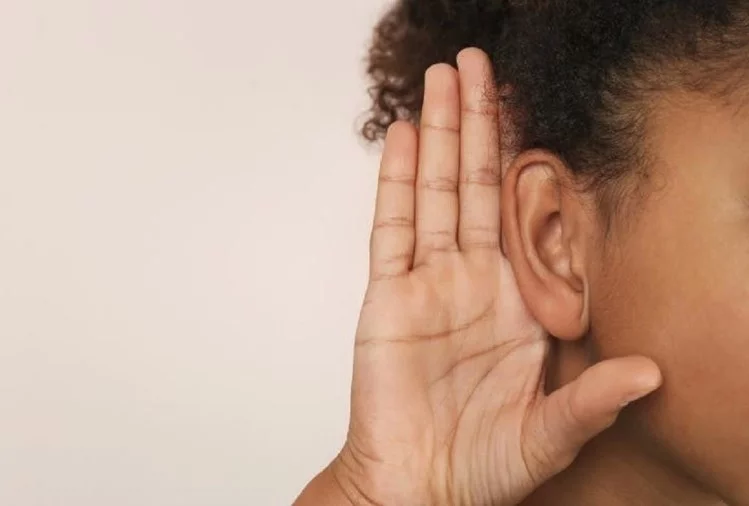 china women cant hear man voice low frequency hearing loss