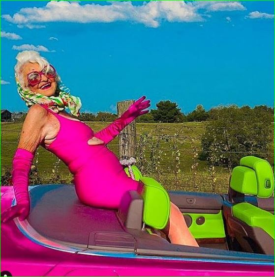 Instagram Most Stylish 92 Year Old Grandma Baddiewinkle