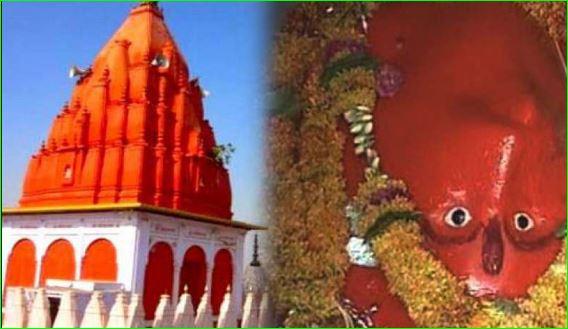 Hanuman Mandir In Sanwer Indore Madhya Pradesh
